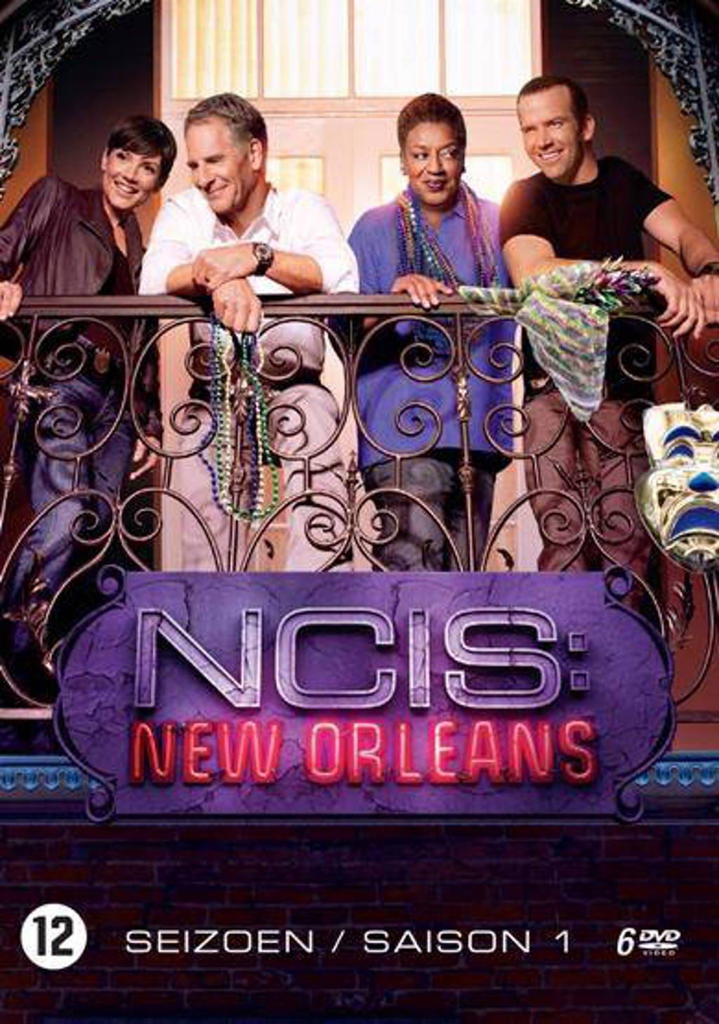 NCIS New Orleans - Seizoen 1 (DVD)