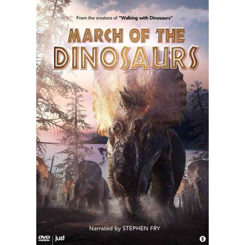March of the dinosaurs (DVD) kopen