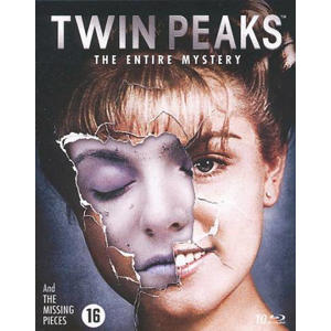 Twin peaks the entire mystery - Complete collection (Blu-ray)