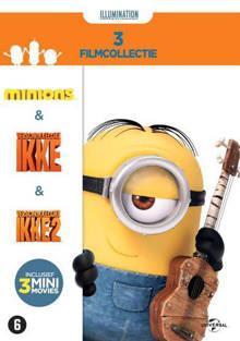 Minions/Despicable me 1 & 2 (DVD)