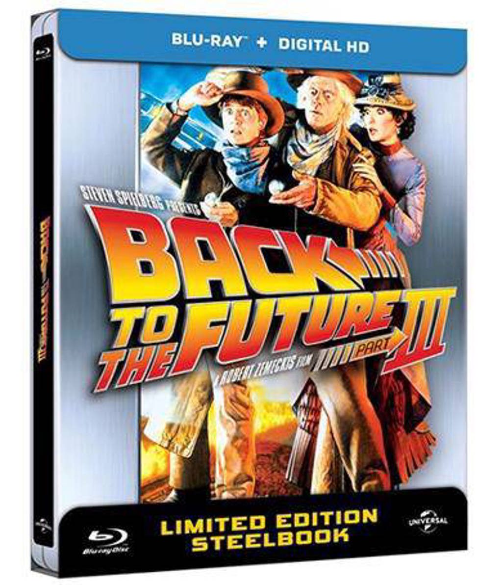 Back to the future 3 (Blu-ray)