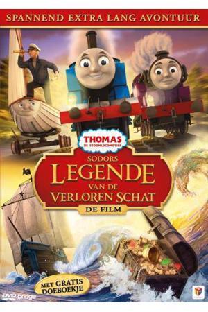 Thomas de stoomlocomotief - Legende van de verloren schat (DVD)