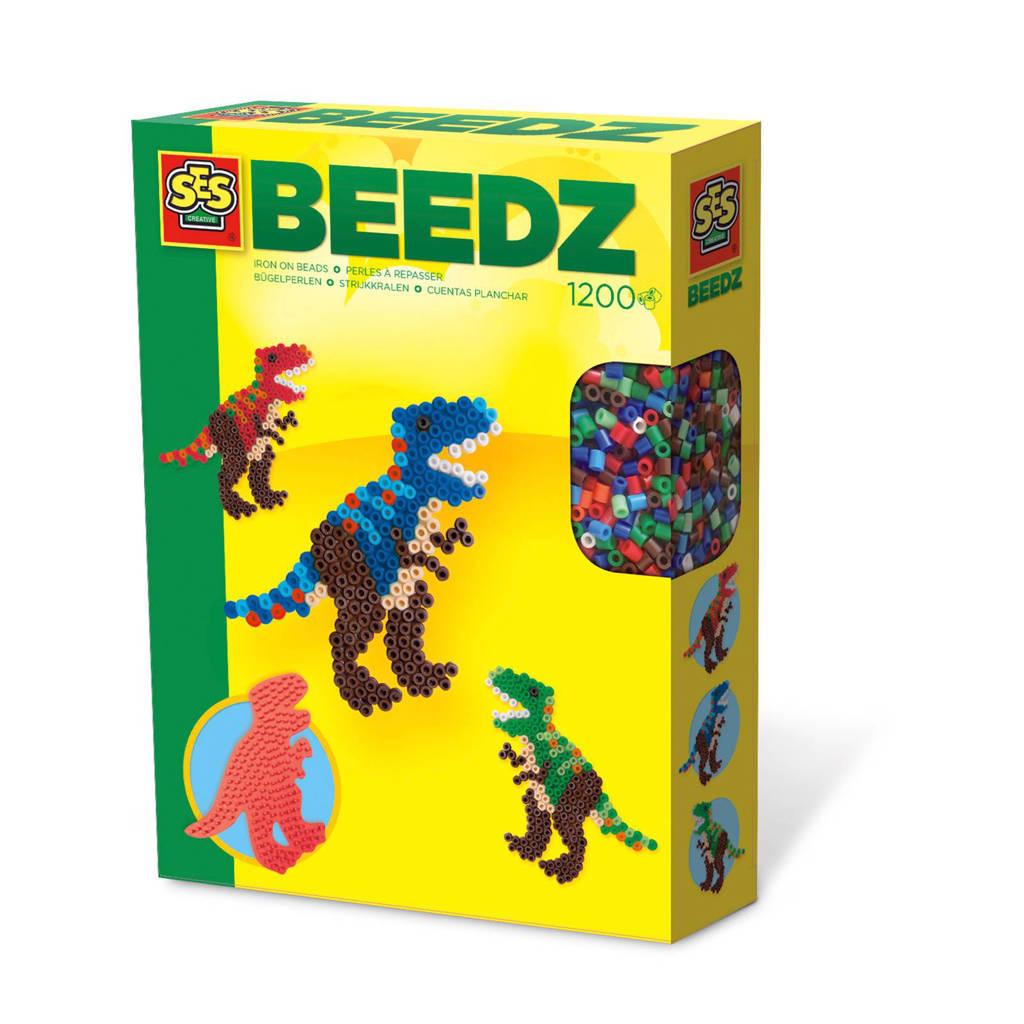 SES Beedz strijkkralenset T-Rex