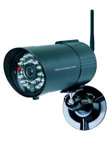 CS85C draadloze beveiligingscamera
