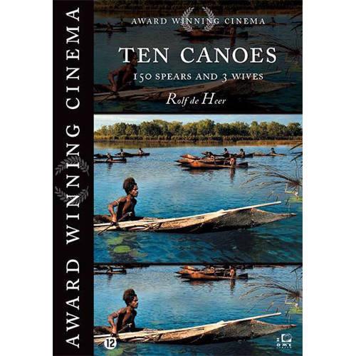 10 CANOES 150 SPEARS & 3 ..3 WIVES -- BY ROLF DE HEER -- ABORIGINAL-SPOKEN. MOVIE, DVD