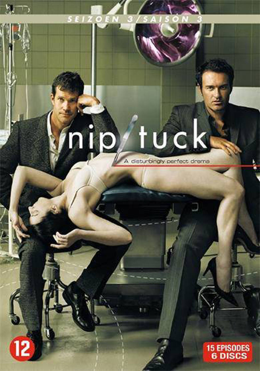 Nip tuck gay storyline
