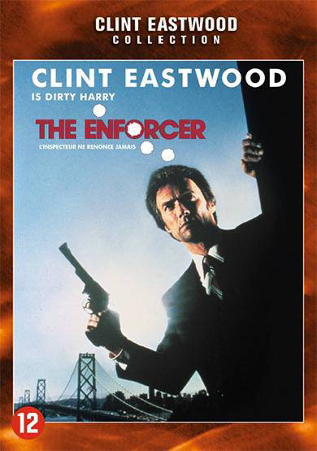 Enforcer (Dirty Harry) (DVD)