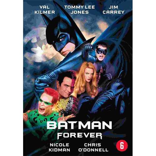 Batman forever (DVD) kopen