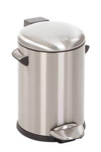 EKO Belle Deluxe pedaalemmer  (3 liter) Zilver