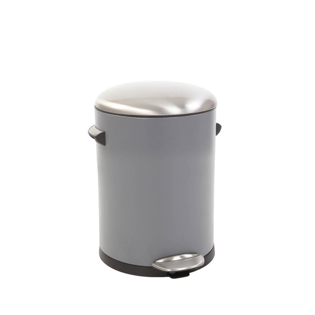 EKO Belle Deluxe pedaalemmer  (5 liter) Grijs