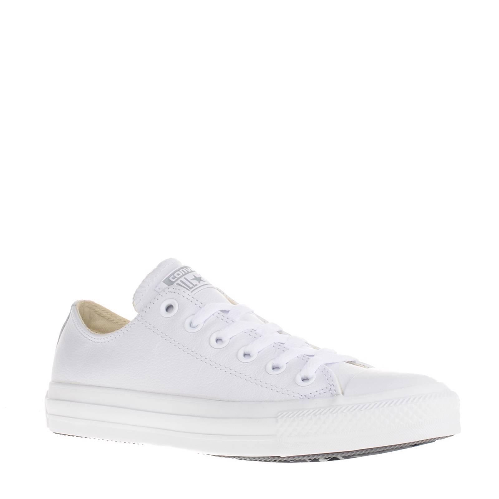 Ecco All Star leren sneakers | wehkamp
