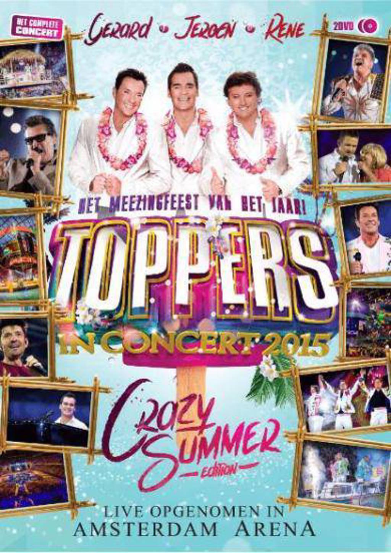 Zitzak Gerard Joling.Toppers Toppers In Concert 2015 Dvd Wehkamp
