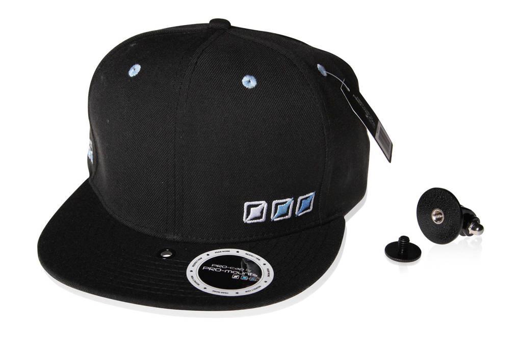 Pro-Mounts PRO-Cap Black voor GoPro