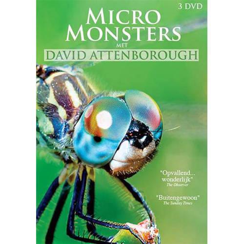 Micromonsters with David Attenborough (DVD) kopen