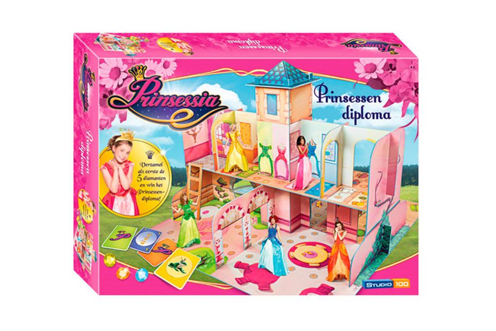 Prinsessia prinsessendiploma kinderspel