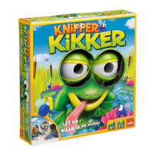 Knipper kikker kinderspel