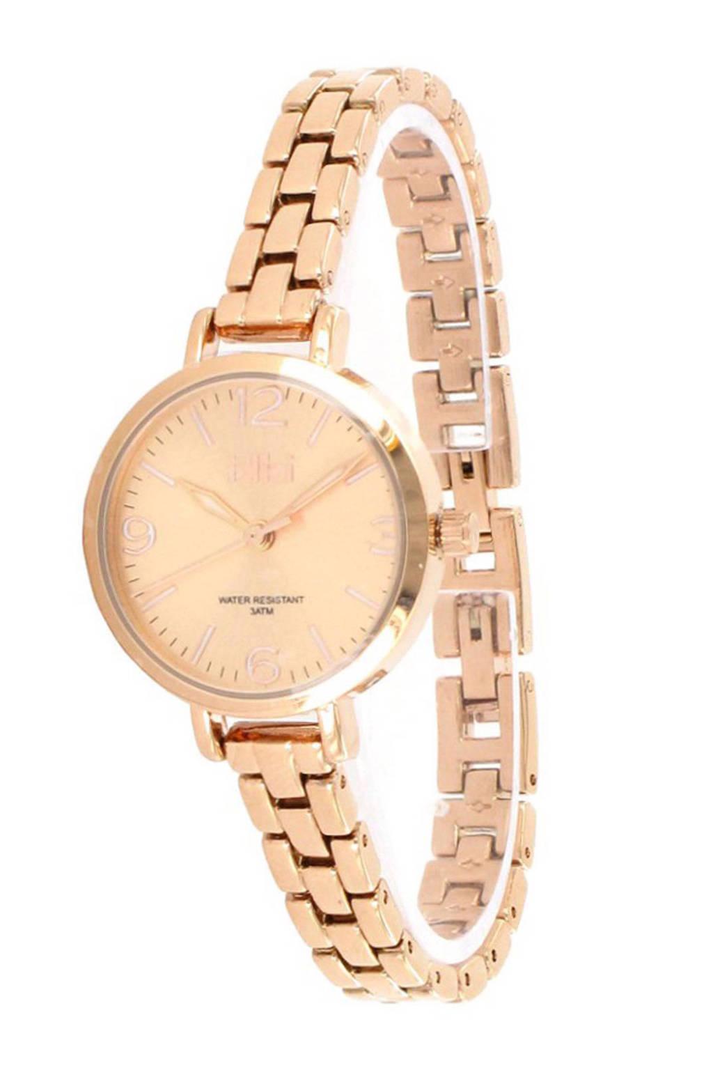 IKKI horloge, Rose goud
