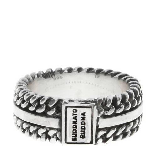 Buddha To Buddha Chain Texture ring kopen