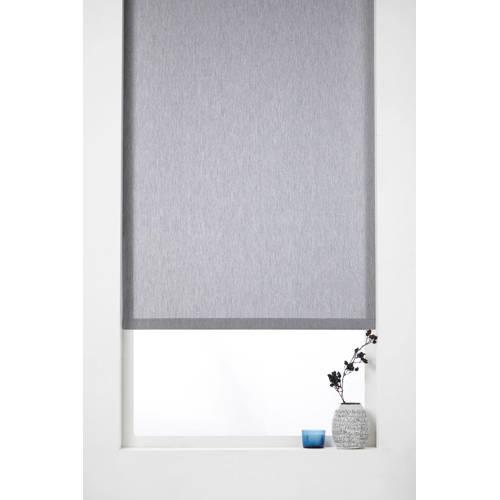 vtwonen Rolgordijn Storm-Dark Grey 190 x 60 cm