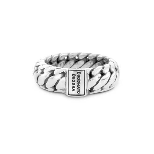 Buddha To Buddha zilveren ring