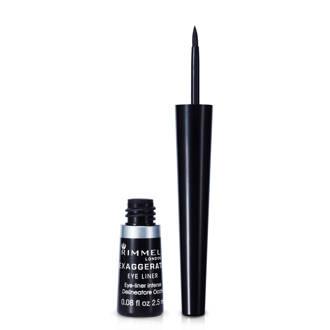 Exaggerate eyeliner - 001 Black