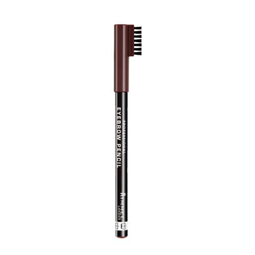 Rimmel eyebrow 001 dark brown
