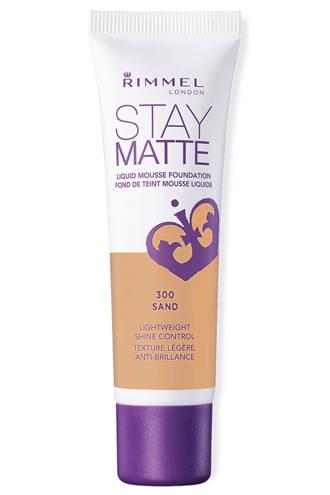 Stay Matte Liquid foundation - 300 Sand