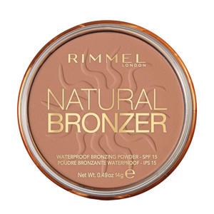 Natural Bronzer Bronzing Powder - 21 Sunlight