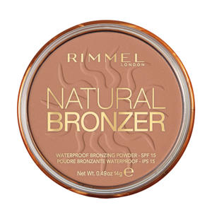 Natural Bronzer Powder 21 Sunlight