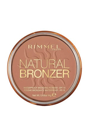 Natural Bronzer Powder 22 Sun Bronze