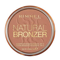 Rimmel London Natural Bronzing gezichtspoeder - 022 Sun Bronze