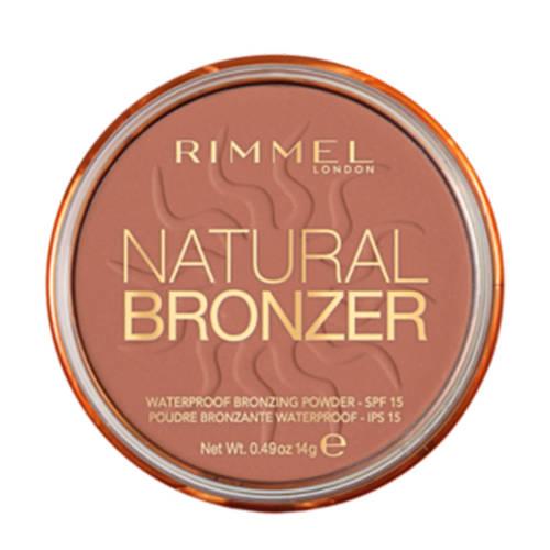 Rimmel Natural Bronzing Powder 26 Stuk