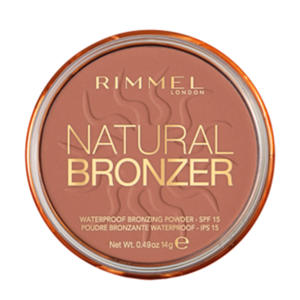Natural Bronzer Bronzing Powder - 26 Sun Kissed