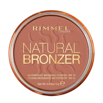 Natural Bronzing gezichtspoeder - 026 Sun Kissed