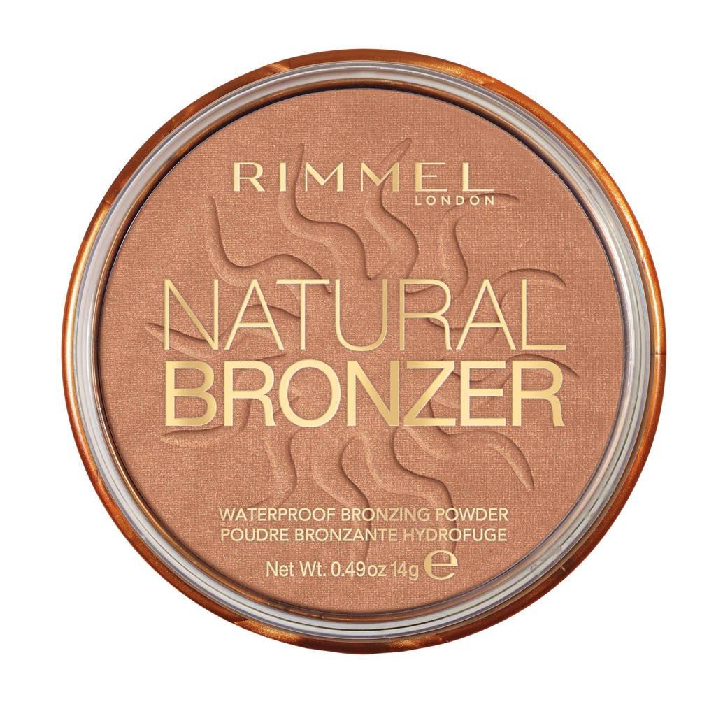 Rimmel London Natural Bronzing gezichtspoeder - 027 Sun Dance