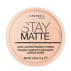 Stay Matte Pressed Powder 003 Peach Glow Poeder 14 g