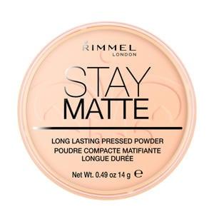 Stay Matte Pressed Powder - Warm Beige - Beige