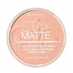 Stay Matte Pressed Powder - Cashmere - Beige