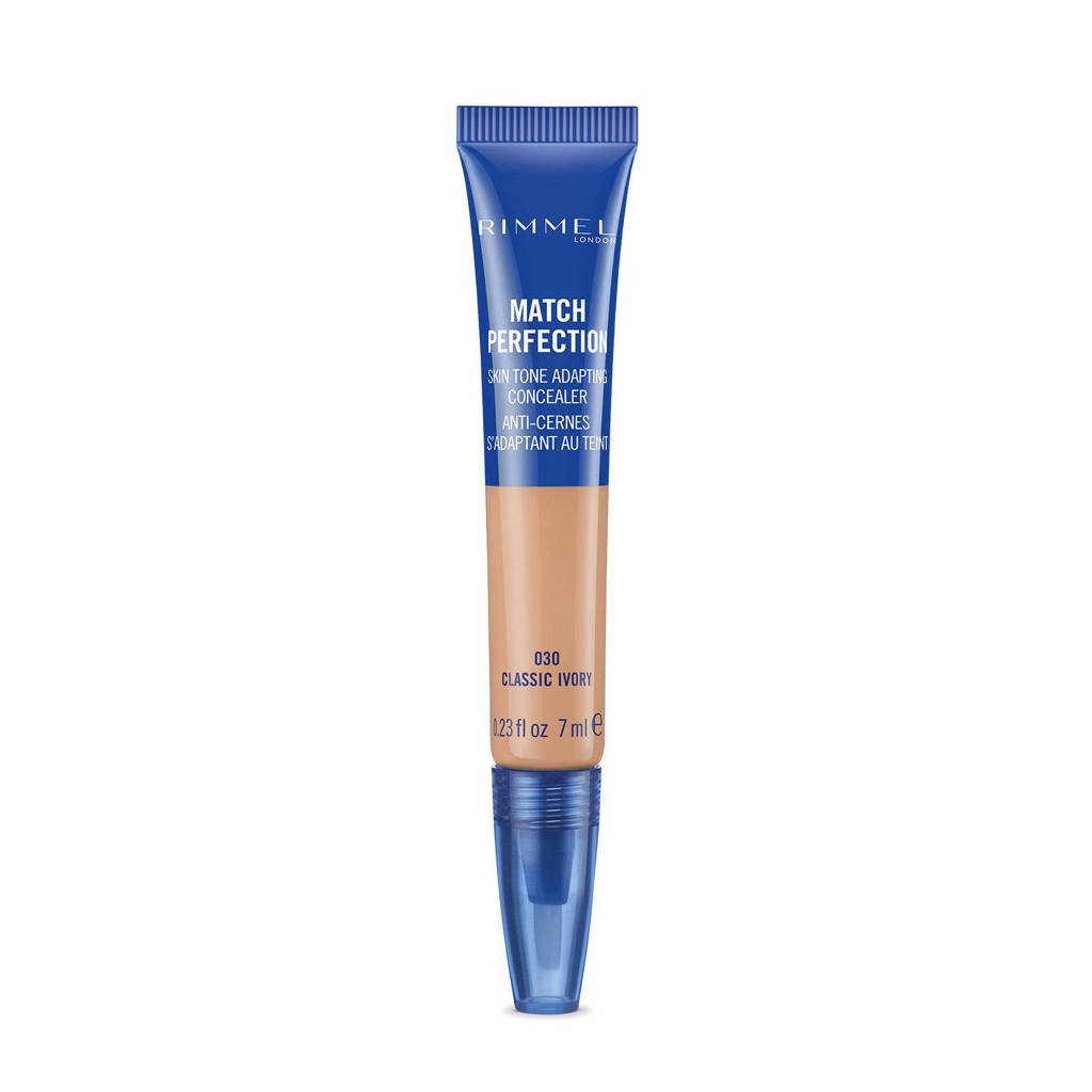 Rimmel London Match Perfection concealer - 030 Classic Ivory
