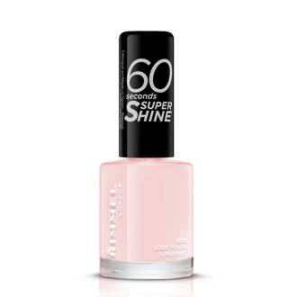 60 Seconds Super Shine nagellak - 203 Lose Your Lingerie