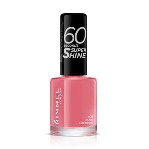 60 seconds SuperShine Nagellak - 405 Rose Libertine