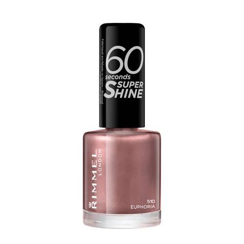 Rimmel London 60 Seconds Super Shine nagellak - 51