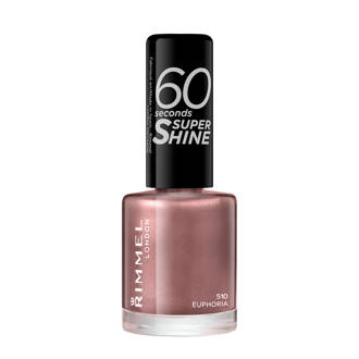 60 Seconds Super Shine nagellak - 510 Euphoria