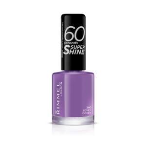 60 Seconds Super Shine nagellak - 560 Love Dovey