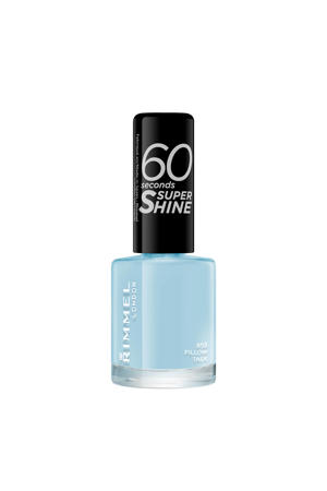 60 Seconds Super Shine nagellak - 853 Pillow Talk
