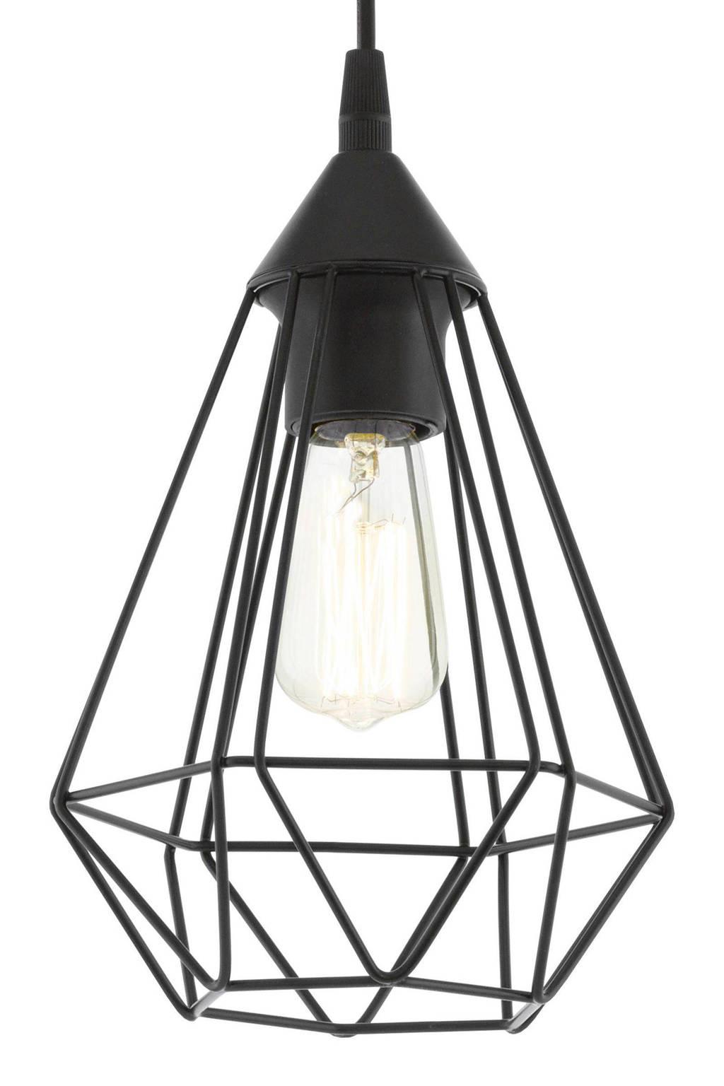 Eglo hanglamp, Zwart