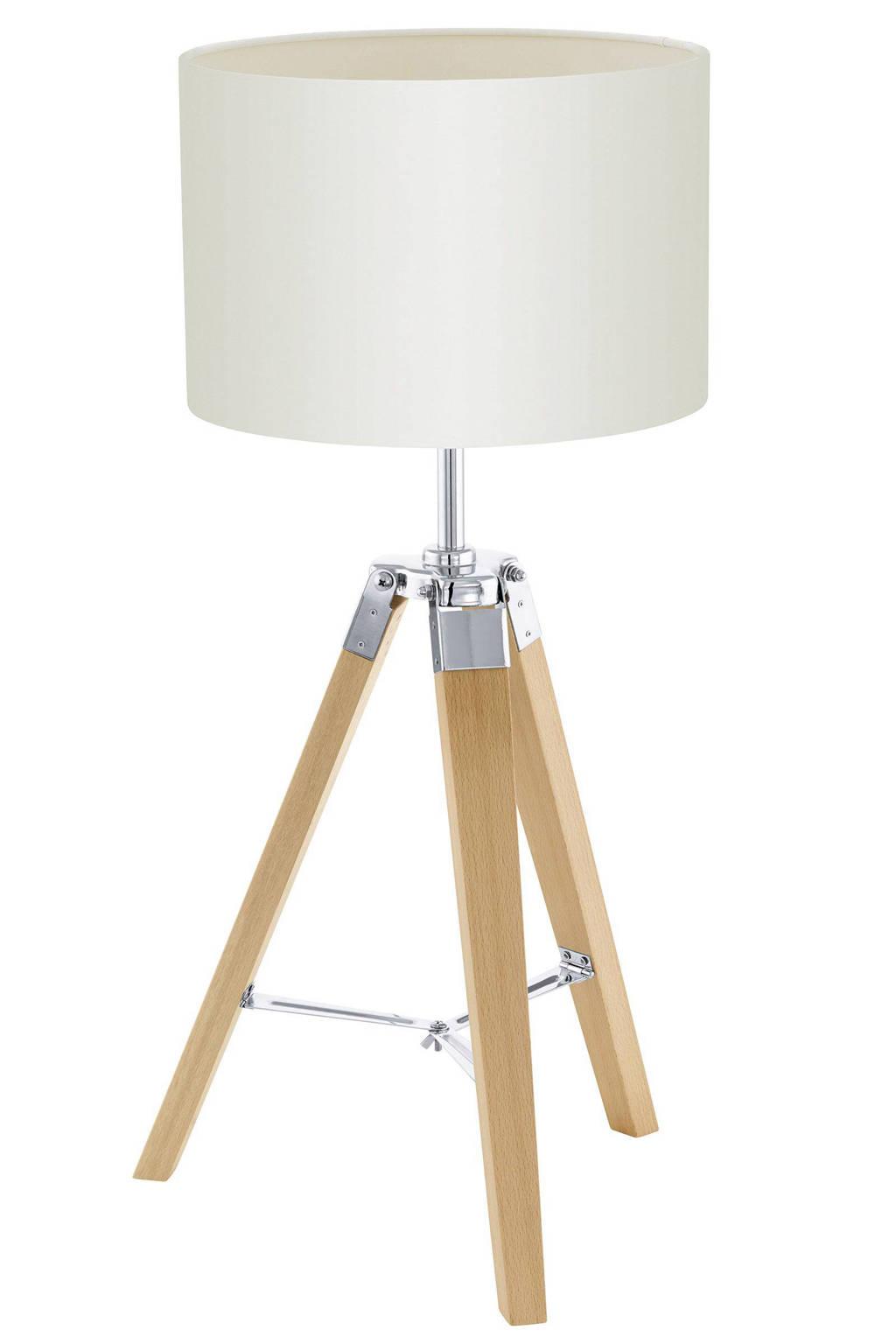 Eglo tafellamp, Beige/bruin