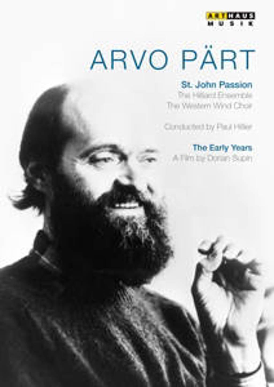Potter, George,Hilliard Ens. - Arvo Part, A Portrait - St. John Pa (DVD)