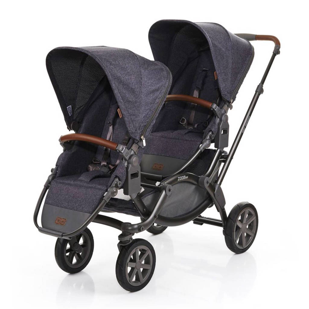 ABC Design Zoom Air duo kinderwagen street, Street