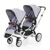 ABC Design Zoom duo kinderwagen graphite grey